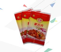 蒙古肉背封塑料复合袋食品袋