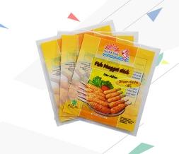 出口鱼肉制品食品冷冻包装