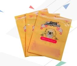 宠物干粮包装拉链袋