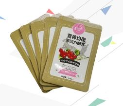营养宠物食品包装外彩袋镀铝