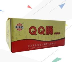 QQ肠市场流通彩箱
